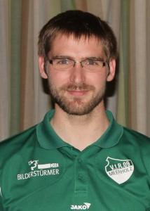 Köpfte den VfR II in Niedergründau mit 1:0 in Führung: Matthias Horstkamp