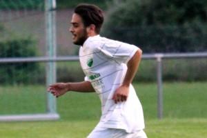 Mit drei Treffern Matchwinner gegen Neuses: Franco Giustiniani