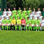 Der Kader des VfR 09 Meerholz zum Saisonauftakt 2013/2014