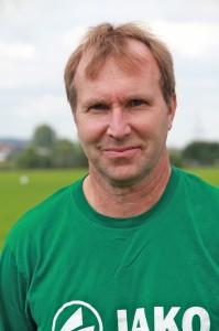 Trainer Uwe Müller geht in die vierte Saison beim VfR