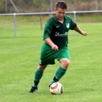 """Zwei """"Assists"""" zum 3:0 und 4:0 gehen auf seine Kappe: Philipp Urbach"""