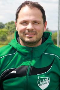 Seit dieser Saison Torwarttrainer beim VfR: Alexander Sommer