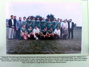1971 Kreispokal