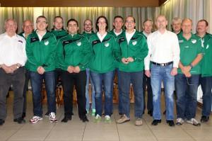 Der Vorstand des VfR 09 Meerholz