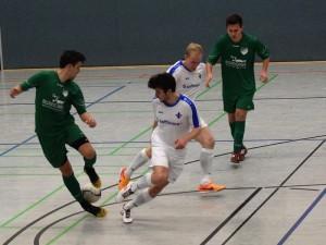 Gegen Darmstadt reichte die 1:0-Führung nicht (Bild: G. Brune)