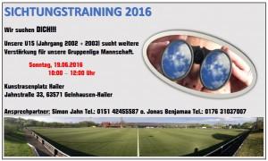 Sichtungstraining2016 (1)
